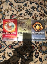 Divergent series by Veronica Roth Markham, L3T 5J4