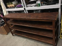 Handmade wooden shelf 2293 mi