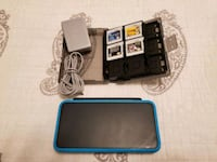 New 2DS XL Turquoise Charlotte, 28277