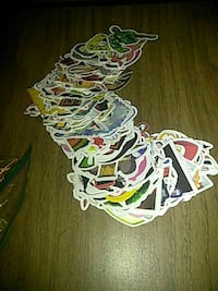 Pile of stickers  Plantation, 33317
