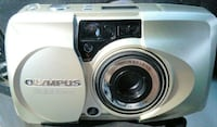 OLYMPUS Stylus ZOOM 160 35mm Film Camera Point And Woodstock, 22664