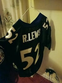 Ray Lewis Authentic Stitched Baltimore, 21229