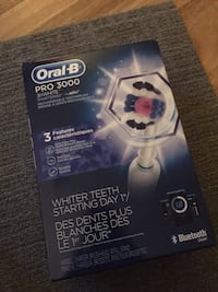 Oral B pro 3000 brand new unopened  Vancouver, V6A