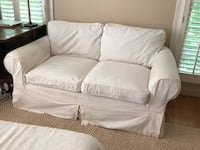 Pair of Love Seats with slipcovers - McLean, 22102