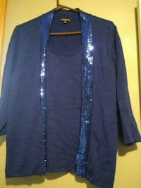 Woman's  cardigan sweater size 3x..