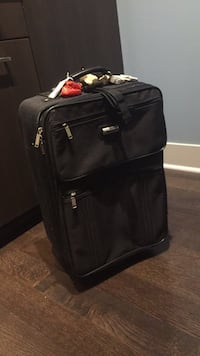 Black Carry on suitcase Baltimore, 21224