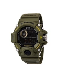 Casio G-Shock Rangeman. Compass, barometer, altimeter, and barometer. Perfect for outdoors and sports. Martinsburg, 25401