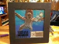 Limited Edition Nirvana Nevermind Collector's Belville, 28451