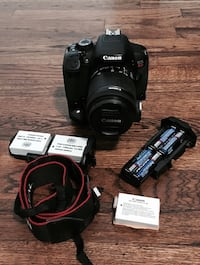 Canon EOS Rebel T4i Kit Seattle, 98106