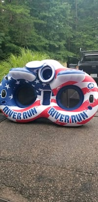 River run 2 tube Partlow, 22534
