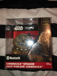 Star War Blue Tooth Chewbacca Speaker Toronto, M4M 2N7