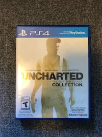 Uncharted the Nathan Drake Collection for Ps4 Oakville, L6J 6Z8