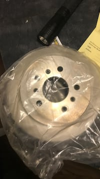 Rear Rotor (Impala Lt) Brand New