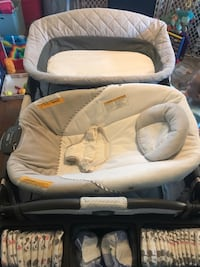 Graco 3 in 1 Pack 'n  Play (Very Good Condition) Chesapeake, 23321