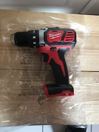 Milwaukee M18 18-Volt Lithium-Ion Cordless 1/2 in. Drill Driver (Tool-Only) New York, 11101