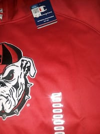 red and white Chicago Bulls jersey Columbus, 31903