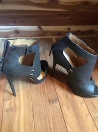 Lamb heels mark made by Gwen Stefani like brand new grey hills size 7 Montréal, H4S 1A7