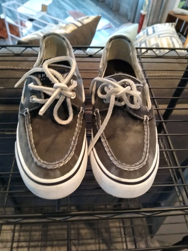 Woman Sperrys 1