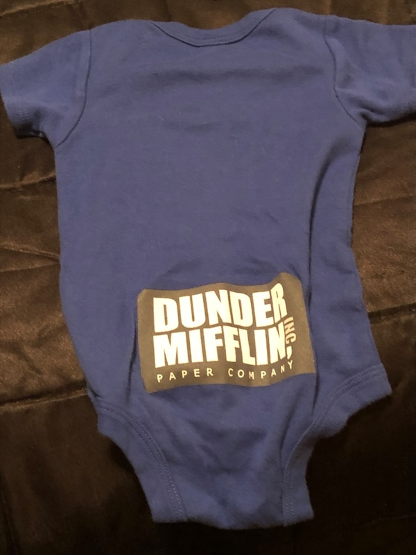 37e92d453 Used 'The Office' Onesie for sale in Springfield - letgo
