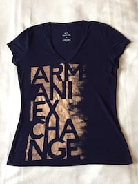 Armani Exchange T-skjorte, str. S Ellingsøy, 6057