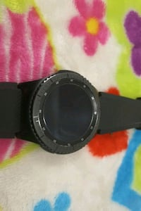 Samsung Gear S3 Frontier Like New Condition Mississauga, L5M 6Y7