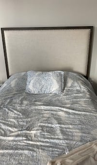 Queen size head and foot boards