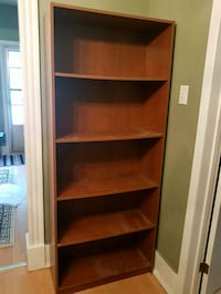 Book case 5 shelves Winnipeg, R2J 0M3