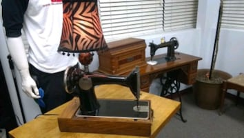 Sewing machines lamps