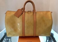 Authentic Limited Edition Louis Vuitton Vernis Mercer Dufflebag Downers Grove, 60515