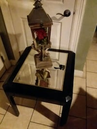 28x24 mirrored  table only (1) Odessa, 79761