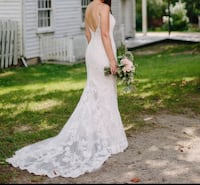 Casablanca wedding dress Toronto, M8Y 3H8
