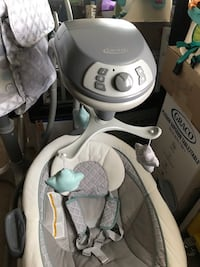 Graco Dual Connect Swing and Bouncer Alexandria, 22302