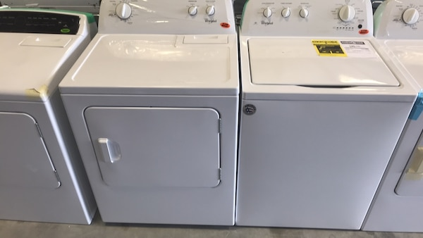 Brand New Whirlpool Washer And Dryer Set Up Financing No Credit Check Interest Just 39 Down