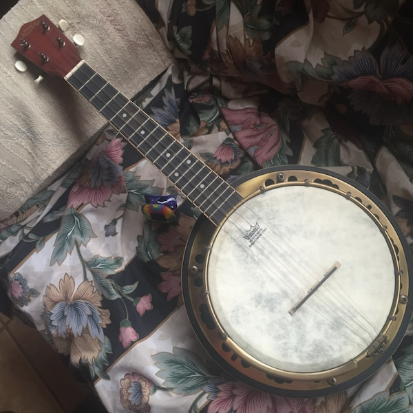 Used Lanikai Banjolele Ukulele For Sale In Kalaoa Letgo