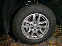 6 lug chevy rims 18inch  Norfolk, 23502