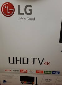 Brand New 49 Inch LG 4K UHD Smart TV Tysons Corner