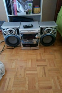 Pioneer grey and blue stereo Vaughan, L4L 2T7
