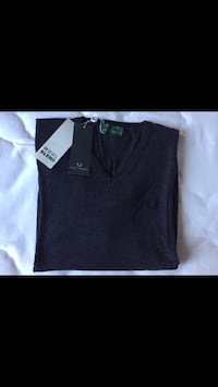 Fred Perry originale nuovo in lana color antracite taglia M Treviso, 31100
