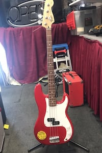 Fender precision bass Guitar