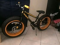 black and yellow BMX bike Tustin, 92780