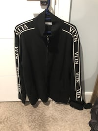 VALENTINO Wool Side Track Jacket