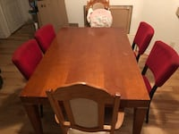 Dining table Laval, H7M