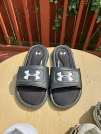 Under Armour slides Size 5.5 Youth Powell, 43065
