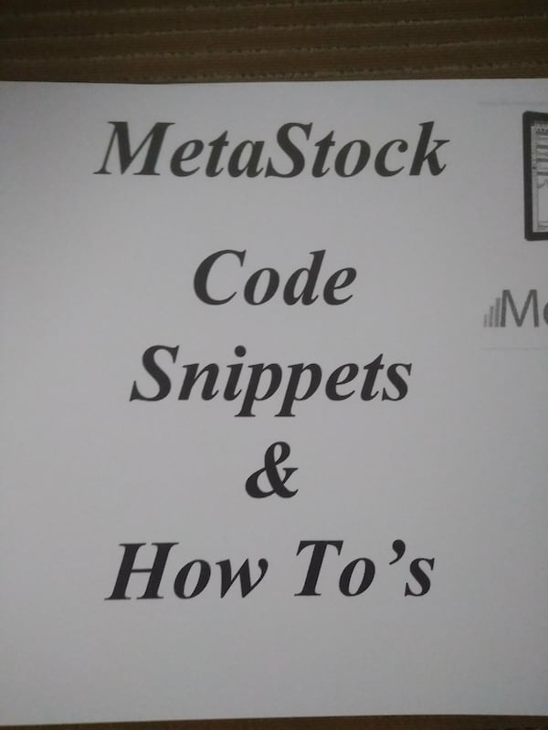 metastock code snippets how to's 8bb97b18-50ac-4ec9-aabe-cd284c2b9424