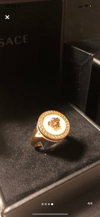 Versace ring North Vancouver, V7N 3R6