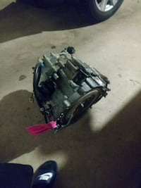 2009 Honda accord Transmission