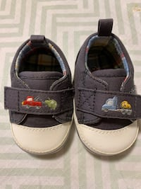 NEW Gymboree Baby Shoes - Size 1