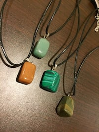 Price for one handmade stones choker or short necklace Lutherville Timonium, 21093