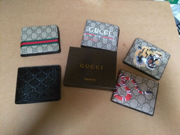 d607a9c77 Used Mens designer wallets for sale in Concord - letgo