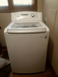 LG washer WASHINGTON